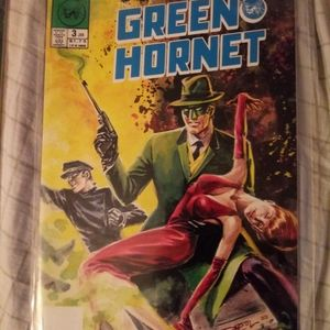 The Green Hornet #3 Jan